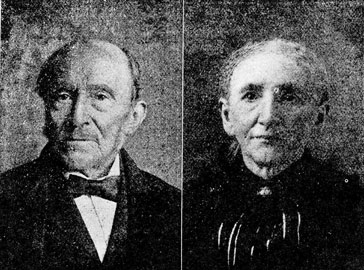 Robert and Adolphina Wolters