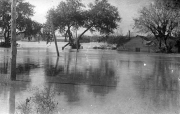 1913 Flood in La Grange