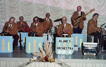 Blume's Orchestra - early 1970s