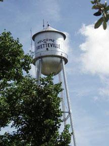 Fayetteville Texas